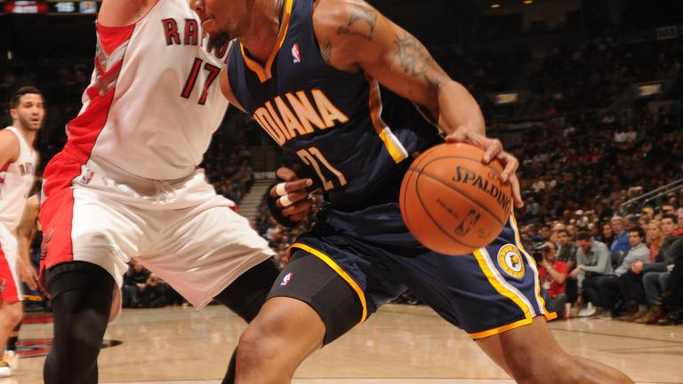 David West, Forward, Indiana Pacers