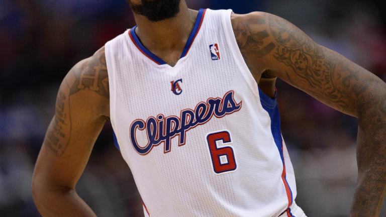 DeAndre Jordan, Center, Los Angeles Clippers