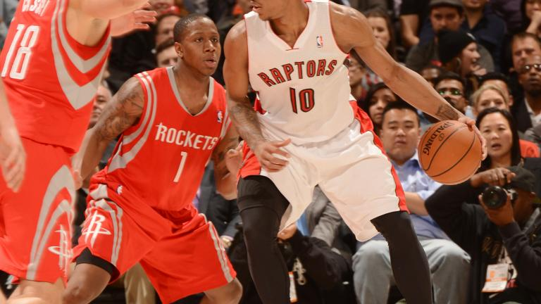 DeMar DeRozan, Guard/Forward, Toronto Raptors