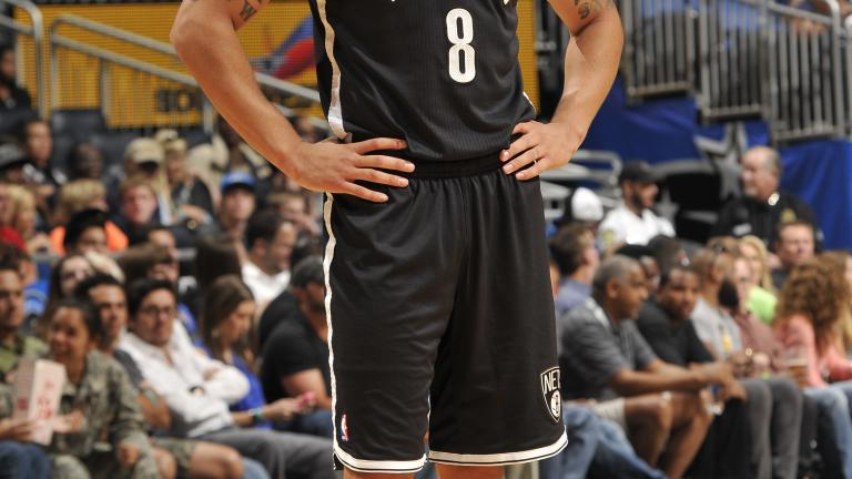 Deron Williams, Guard, Brooklyn Nets