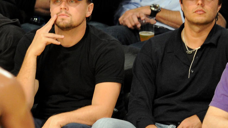 Leo's love for L.A. sports