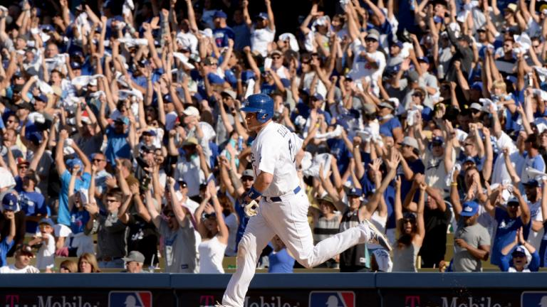 NLCS Game 5: Dodgers 6, Cardinals 4