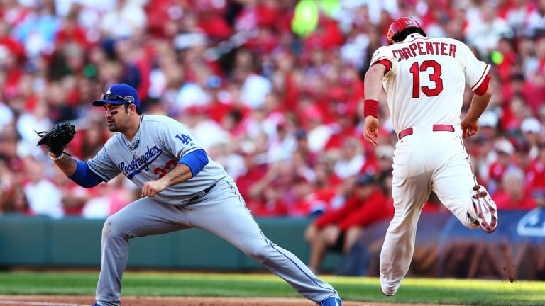 NLCS Game 2: Cardinals 1, Dodgers 0