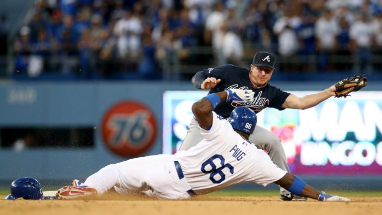 NLDS Game 3: Dodgers 13, Braves 6