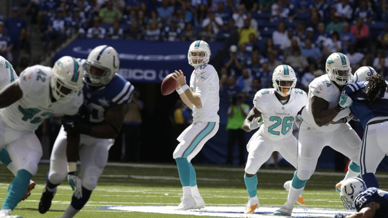 Dolphins 24, Colts 20