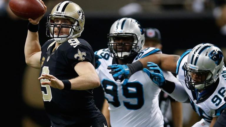 Saints 31, Panthers 13
