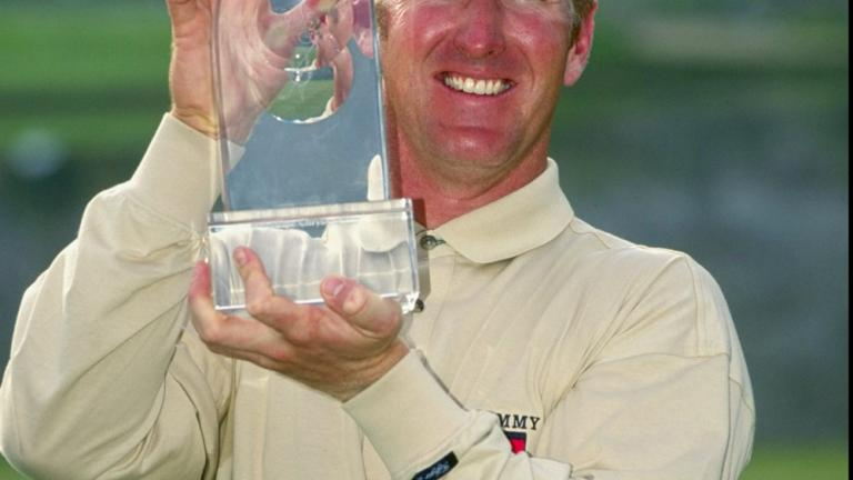 David Duval shoots 59 in final round of 1999 Bob Hope Chrysler Classic