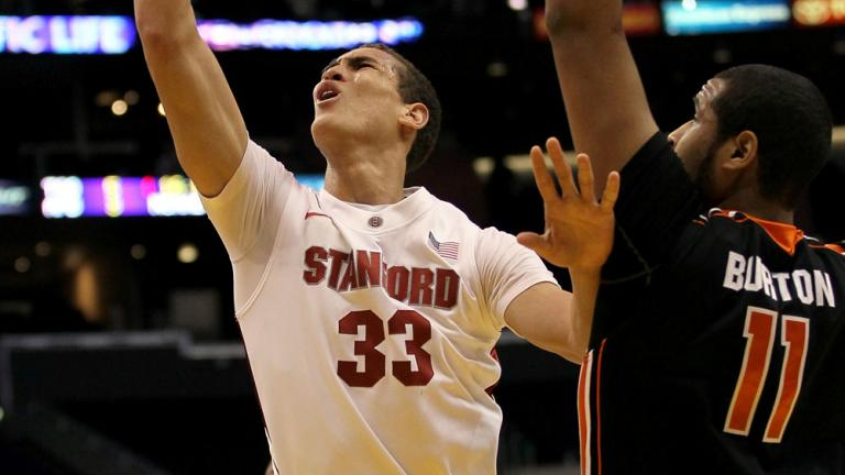 17. Dwight Powell, Stanford