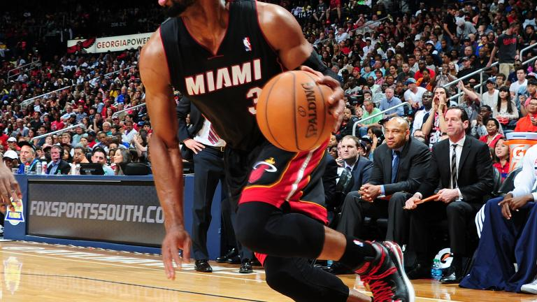 Dwyane Wade, Guard, Miami Heat