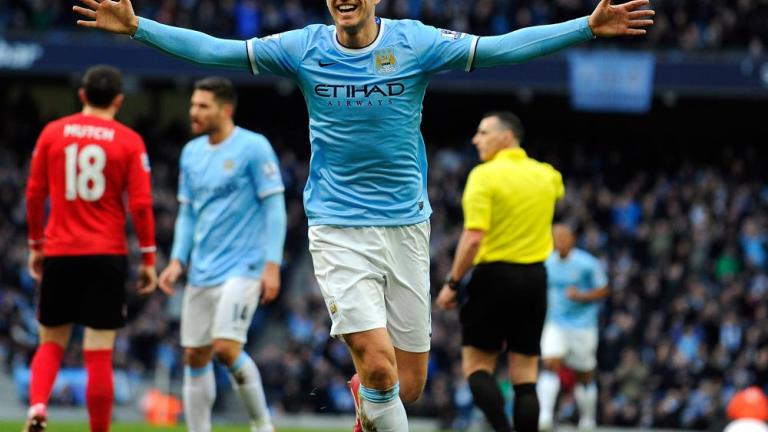Manchester City 4, Cardiff City 2