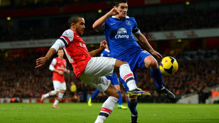 Arsenal 1, Everton 1