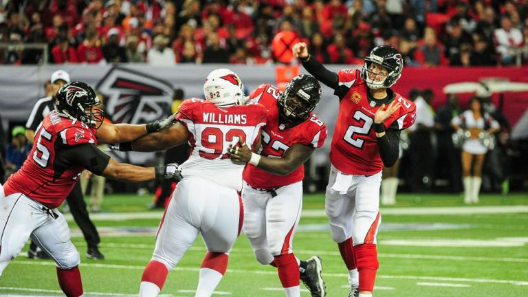 Falcons 29, Cardinals 18