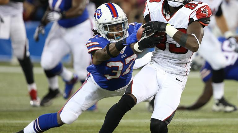 Falcons 34, Bills 31