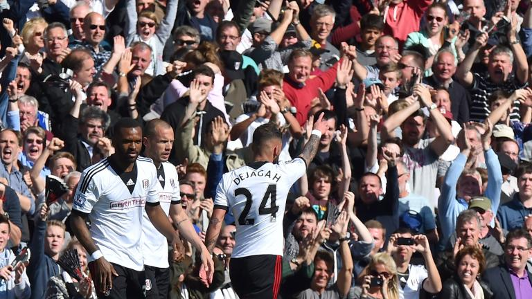 Fulham 2, Hull City 2