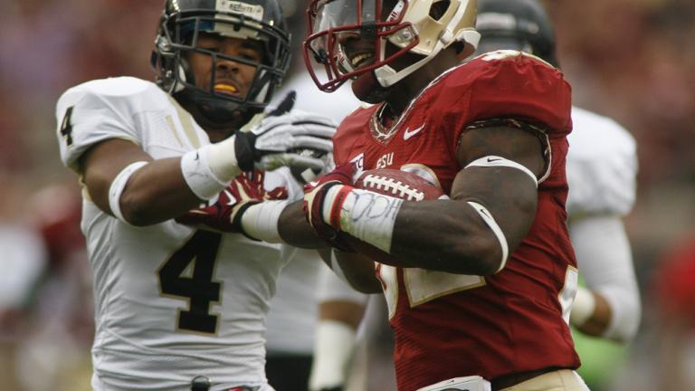 (2) Florida State 80, Idaho 7