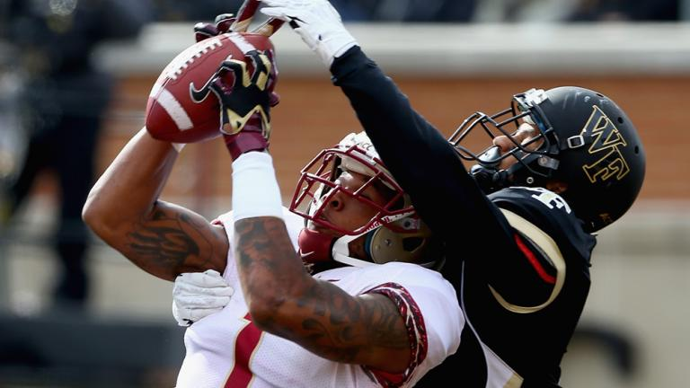 (3) Florida St. 59, Wake Forest 3