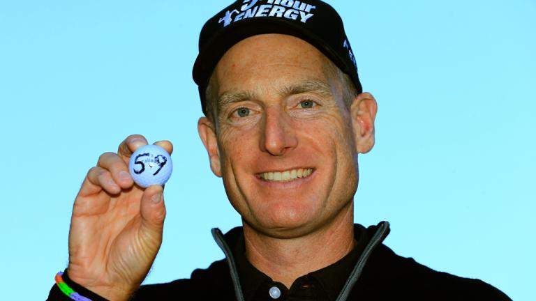 Furyk becomes 6th player to shoot 59 on PGA Tour