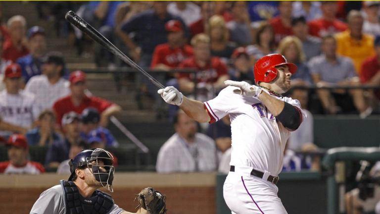 ALDS Game 2: Rangers 8, Rays 6