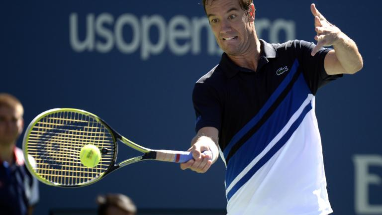 Gasquet eliminates Ferrer in five