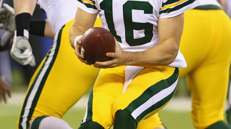 Giants 27, Packers 13