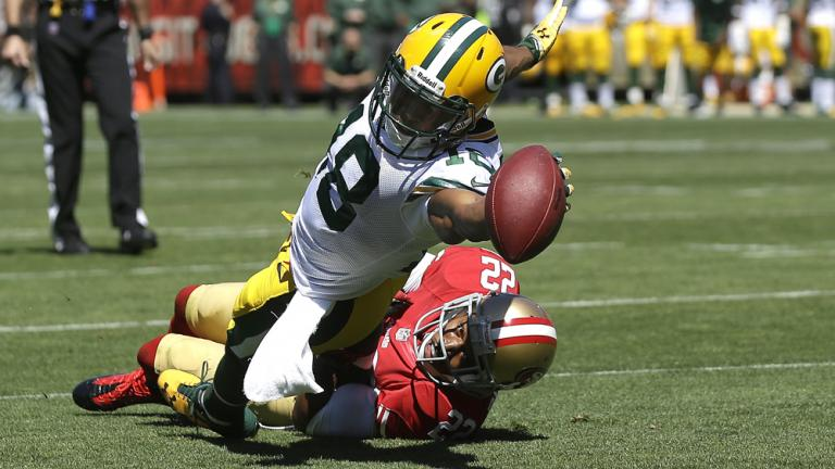 49ers 34, Packers 28