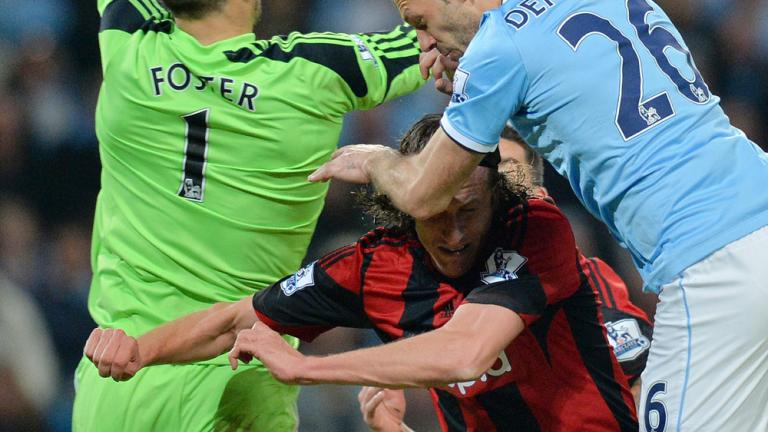 Manchester City 3, West Brom 1