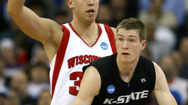 Greg Stiemsma, Wisconsin Badgers, 2004-08