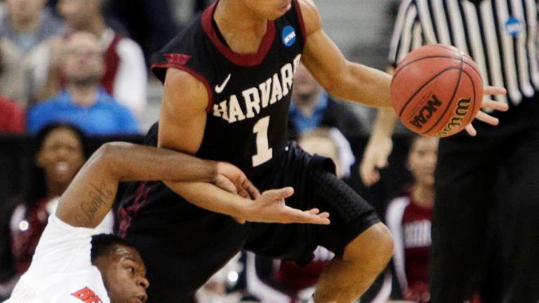 Second Round: (12) Harvard 61, (5) Cincinnati 57