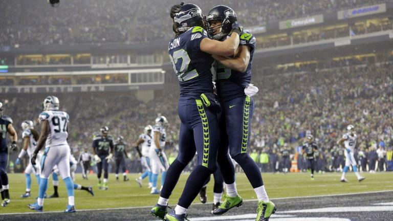 NFC Divisional Round: Seahawks 31, Panthers 17