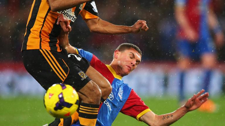 Crystal Palace 1, Hull City 0