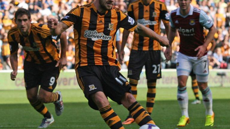 Hull City Tigers 1, West Ham United 0