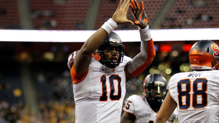 Texas Bowl: Syracuse 21, Minnesota 17