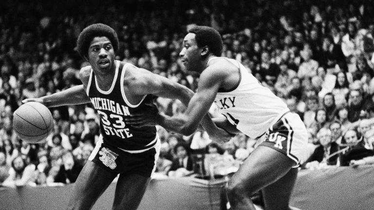 Jack Givens, Kentucky Wildcats, 1974-78