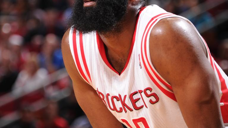 James Harden, Guard, Houston Rockets