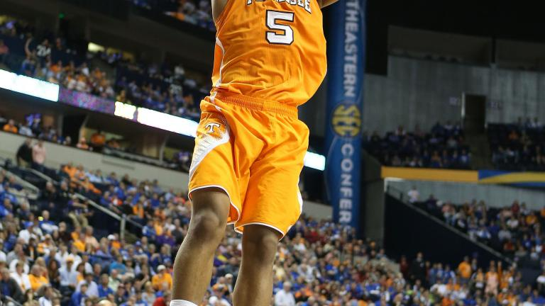 Jarnell Stokes, Junior, F, Tennessee