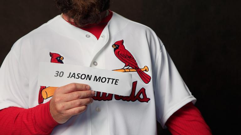 Jason Motte, St. Louis Cardinals