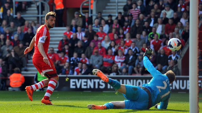 Southampton 4, Newcastle 0