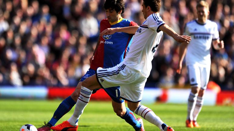 Crystal Palace 1, Chelsea 0