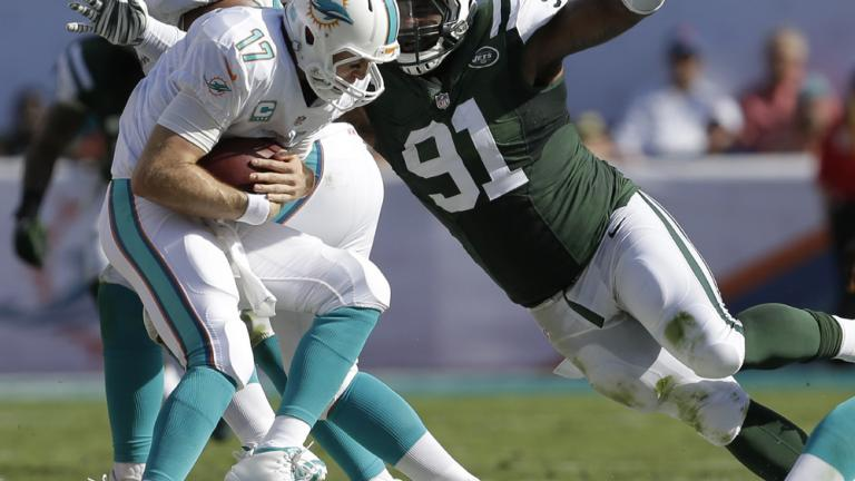 Jets 34, Dolphins 24