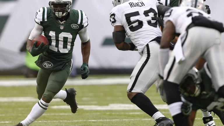 Jets 37, Raiders 27