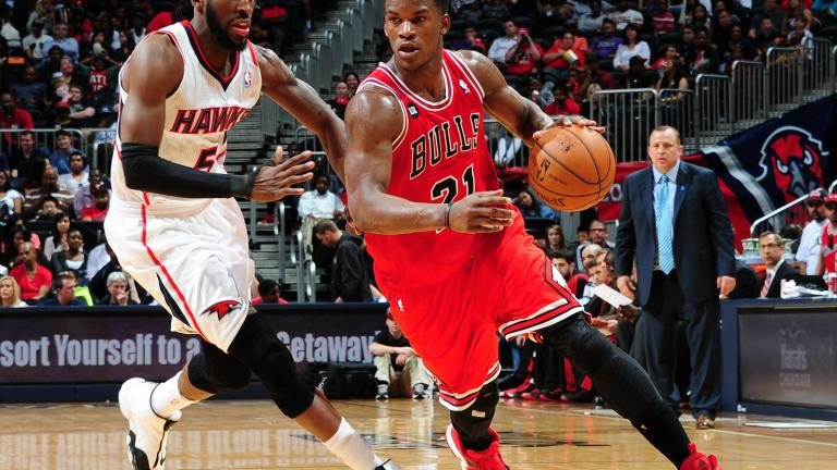 Jimmy Butler, Guard/Forward, Chicago Bulls