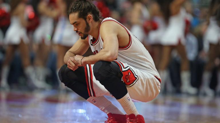 Joakim Noah, Center, Chicago Bulls