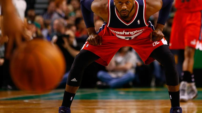 John Wall, Guard, Washington Wizards