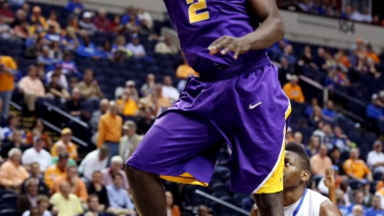 Johnny O'Bryant, Junior, F, Louisiana State