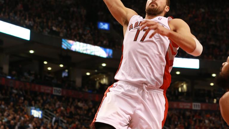 Jonas Valanciunas, Center, Toronto Raptors