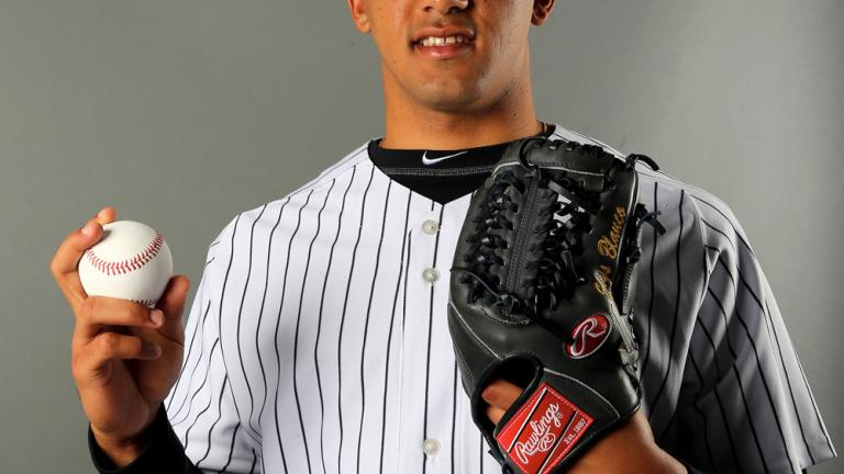 Jose Campos, New York Yankees