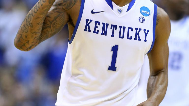 James Young, Kentucky Wildcats