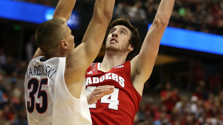 Frank Kaminsky, Wisconsin Badgers