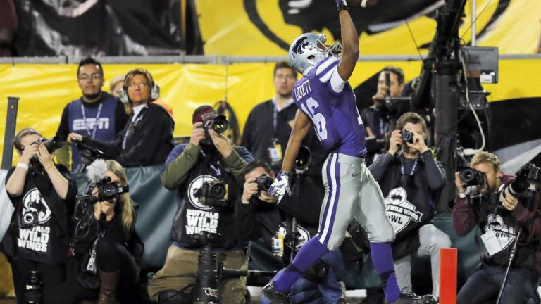 Buffalo Wild Wings Bowl: Kansas State 31, Michigan 14