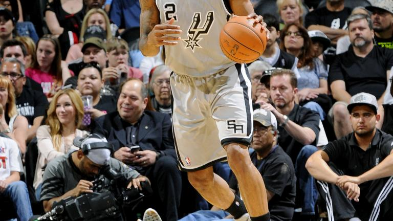 Kawhi Leonard, Forward, San Antonio Spurs